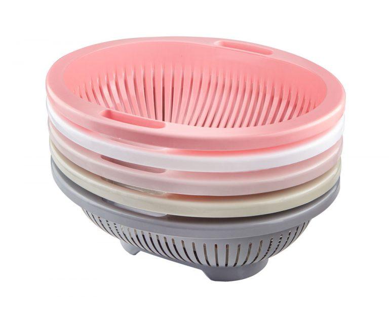 Lüx Oval Süzgeç - Renkler